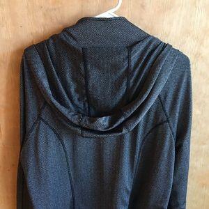 Mondetta Womens XXL Long Hooded Knit Jacket